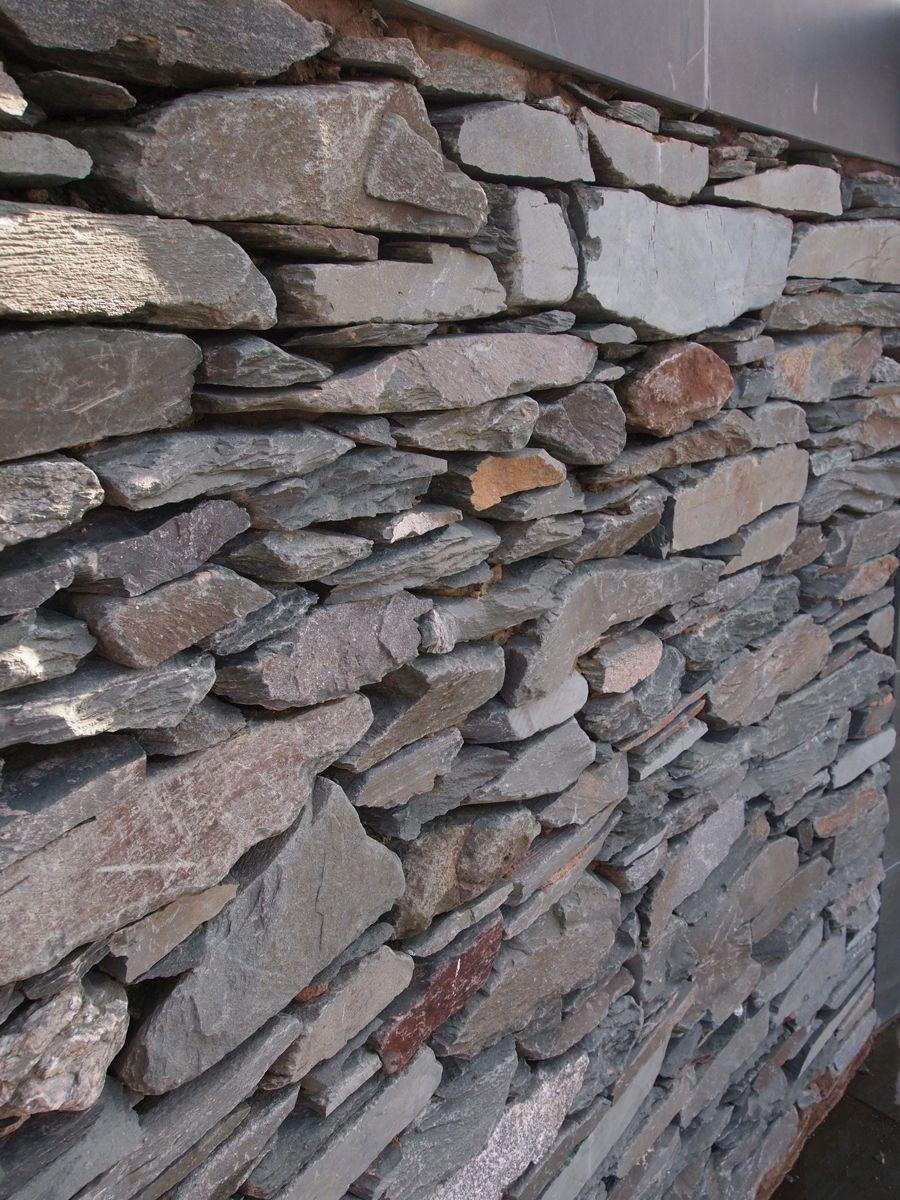 trockenmauer bruchsteine