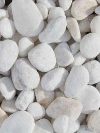 Marmorkies weiß 16 - 25mm