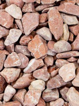 Marmorkies Rot 16-25mm