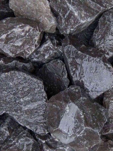 Ardenner grau Bruchsteine 30-60mm naß