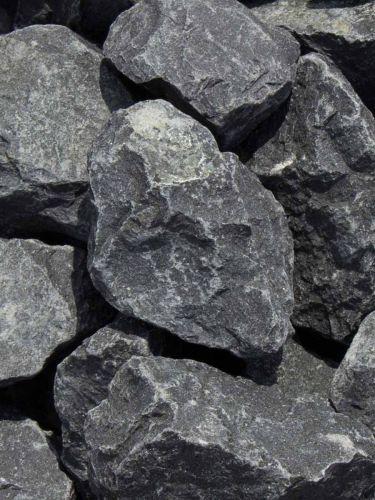 Basalt Bruchsteine 50 - 80mm