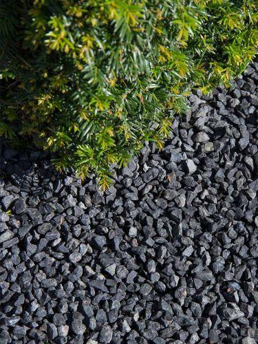 Basalt Splitt 8 - 11mm (verlegt)