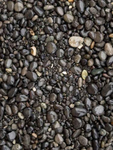 Beach Pebbles 0 - 5mm naß