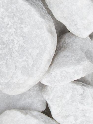 Carrara Bruchsteine 40 - 80mm (4 - 8cm)