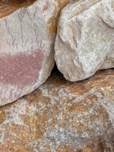 Grauwacke Bruchsteine 80 - 120mm (8 - 12cm)