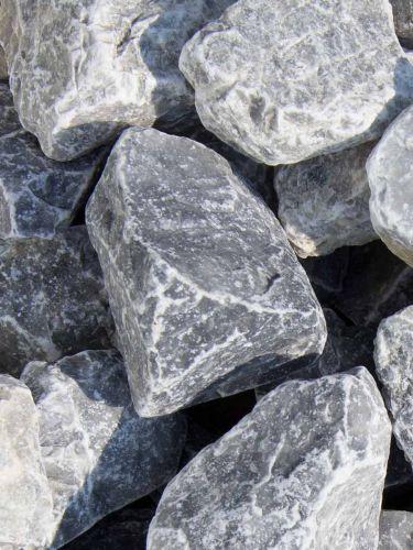 Ice Blue Bruchsteine 40-60mm
