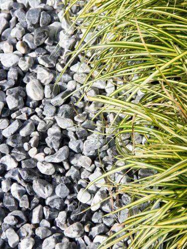 Ice Blue Kies 16 - 25mm Ziergarten