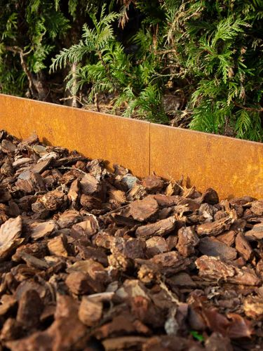 Multi-Edge Advance Corten verlegt