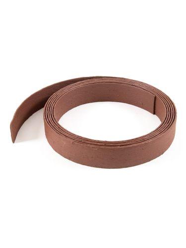 Multi-Edge Rasenkante ECO Rolle 10m Farbe Braun, 10cm Höhe