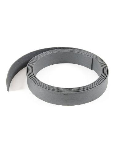 Multi-Edge Rasenkante ECO Rolle 20m Farbe Grau, 10cm Höhe