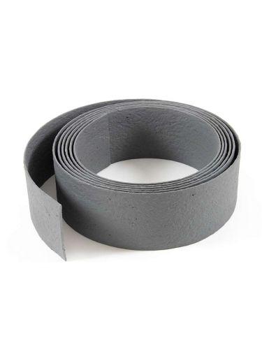 Multi-Edge Rasenkante ECO Rolle 10m Farbe Grau, 20cm Höhe