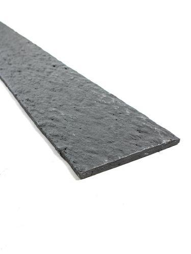 Multi-Edge ECO Rasenkante Gerade Grau