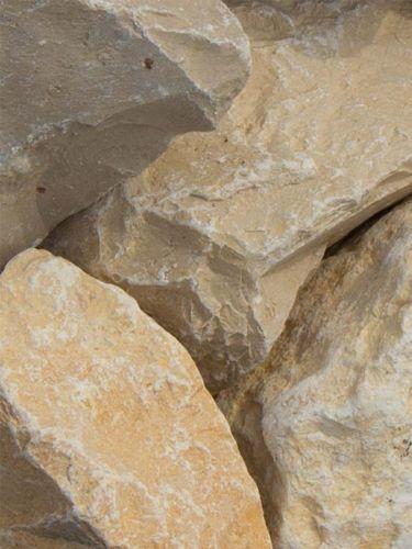 Yellow Sun Bruchsteine 60-120mm