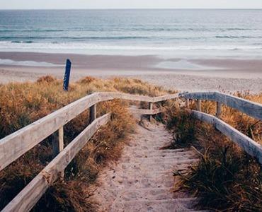 Strandgarten; Meeresgefühl im eigenen Garten
