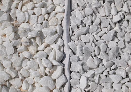 carrara und marmor weiss